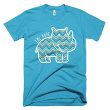 Load image into Gallery viewer, Chevron Emi Short sleeve t-shirt