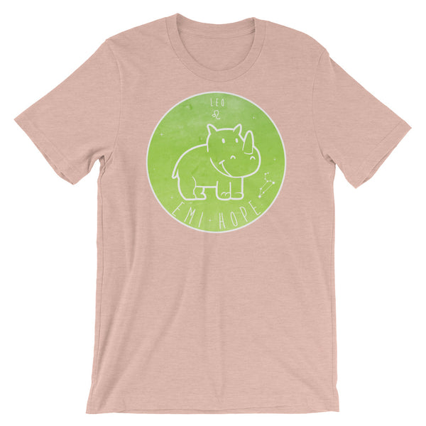 Leo Short Sleeve T-Shirt