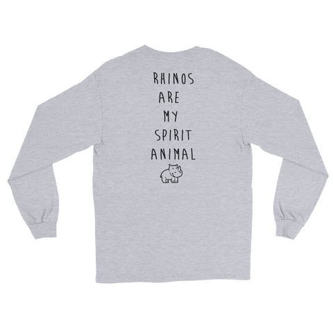 Spirit Animal Long Sleeve T-Shirt