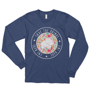 Drops Emi Round Long sleeve t-shirt