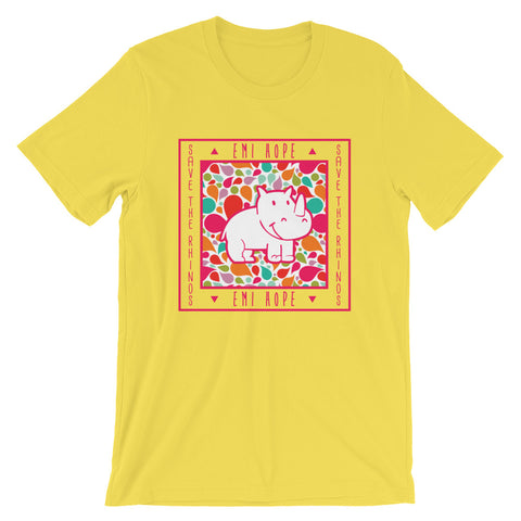 Drops Save The Rhinos Short Sleeve T-Shirt