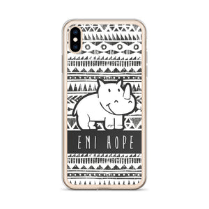 Tribal Emi iPhone Case