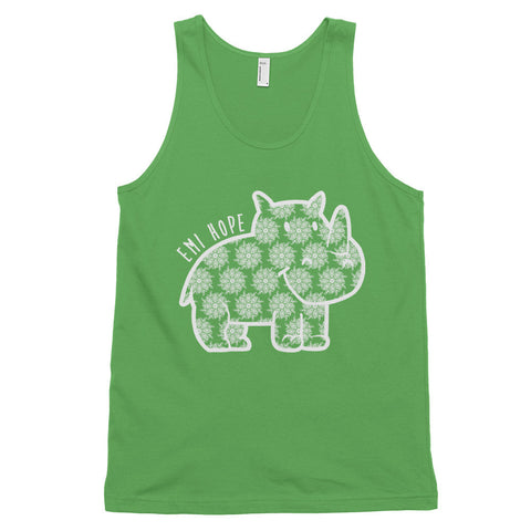 Fancy Leaves Emi Classic tank top