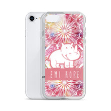 Load image into Gallery viewer, Pink Mandala iPhone Case