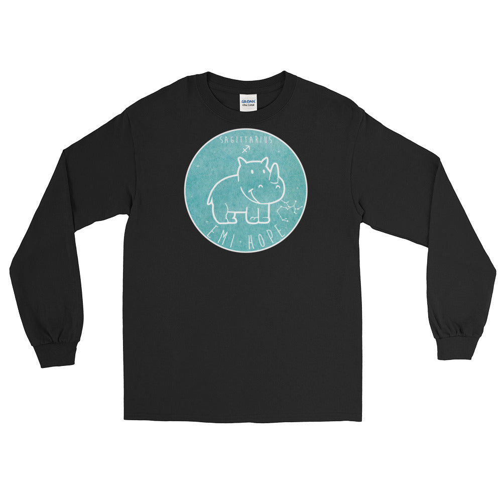 Sagittarius Long Sleeve T-Shirt