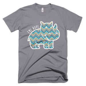 Chevron Emi Short sleeve t-shirt