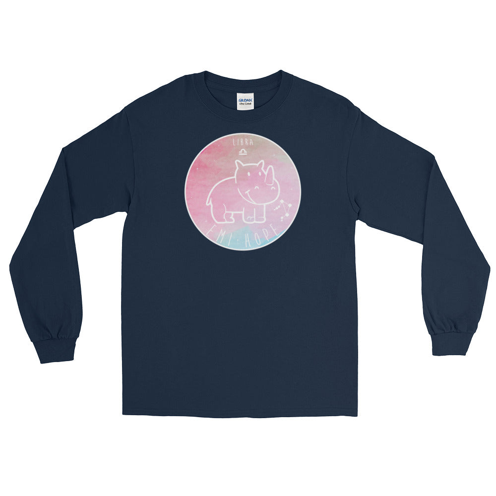 Libra Long Sleeve T-Shirt