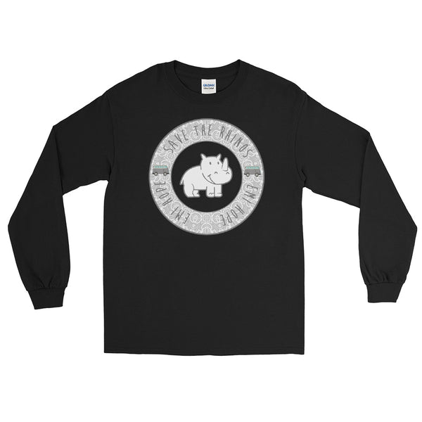 Van Emi Round Long Sleeve T-Shirt