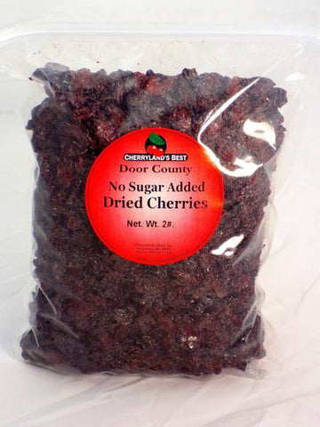 Dried Cherries (no sugar added)