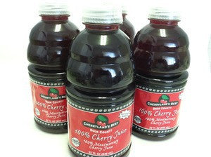 100% Tart Cherry Juice