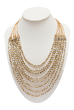 Freesia Layered Necklace