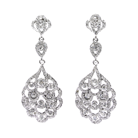 Forever Statement Formal Earring