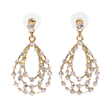 Alicia Dangle Statement Earring