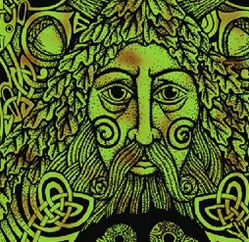 Greenman of the Forest Tapestry & Bedspread #12