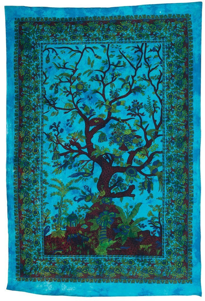 Boho Tree of Life Tapestry