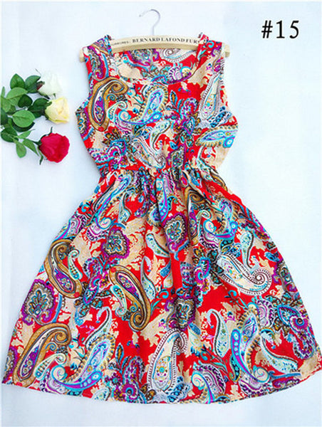 New Bohemian Women Dress