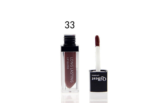 2015 Beauty Women Waterproof Liquid Lipstick Lip Gloss Long Lasting Pencil Makeup 12 Colors