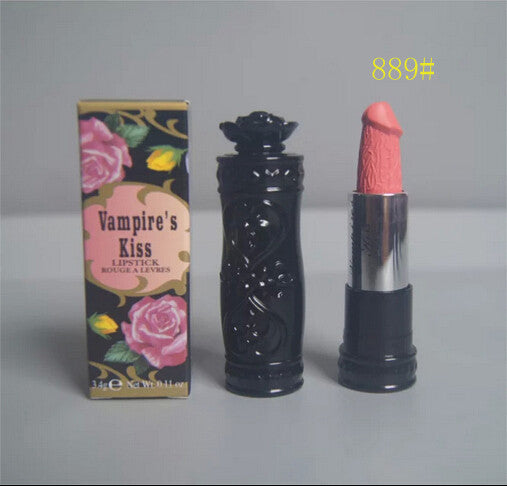 Sexy Cosmetics Brand Makeup 8 Colors Vampures kiss Lipstick Matte 3.4g M89# Lip stick 1Pcs 1 Pcs