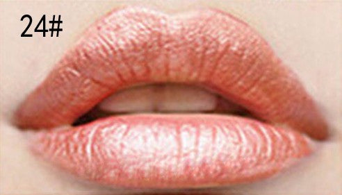 Waterproof Elegant Daily Color liquid Lipstick matte smooth lip stick lipgloss Long Lasting Sweet girl Lip lipstick to mouth