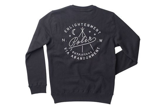 SWEAT ENLIGHTENMENT CREW NECK