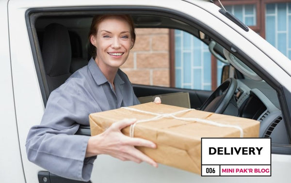 People Powered: How To Become a Delivery Driver