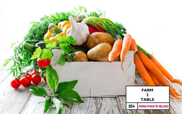 Farm to Table: 4 Interesting Food Logistics Facts You Should Know