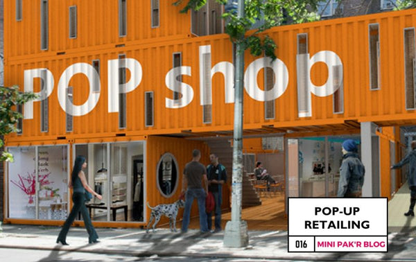 Do You Know About Pop-Up Retailing?