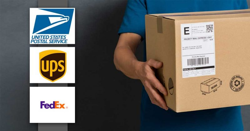 Shipping Carrier Breakdown: USPS, UPS, and FedEx