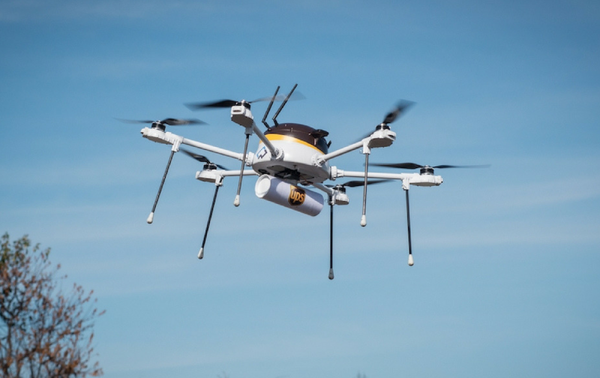 UPS and CyPhy Team Up For Last-Mile Drone Delivery