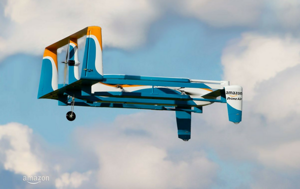 What We Know About Amazon's Drone Delivery Program