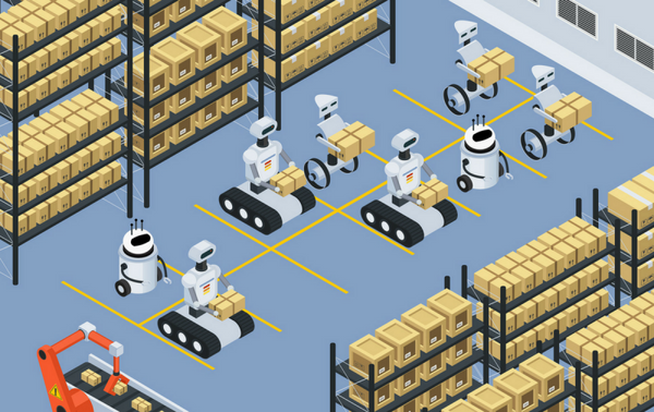 Will Packaging Robots Make Humans Obsolete?