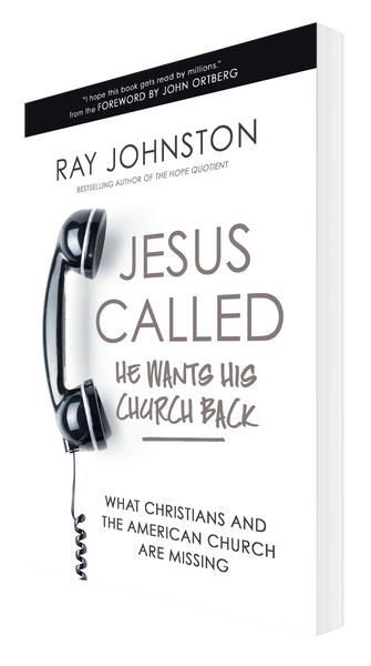 Jesus Called: He Wants His Church Back