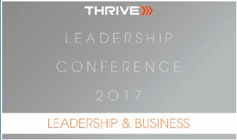 2017 Thrive Leadership Conference Business Leader Download