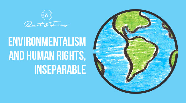 Environmentalism and Human Rights, Inseparable
