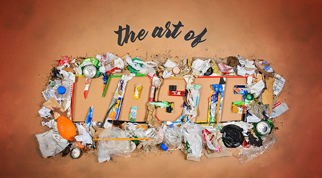 The Art of Waste: 5 Artist Challenging Disposability Culture