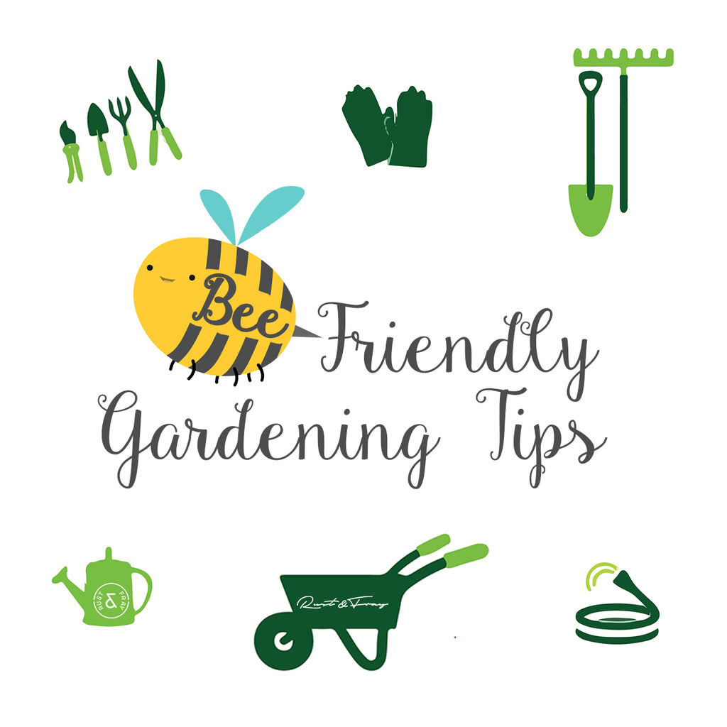 Bee-Friendly Gardening Tips