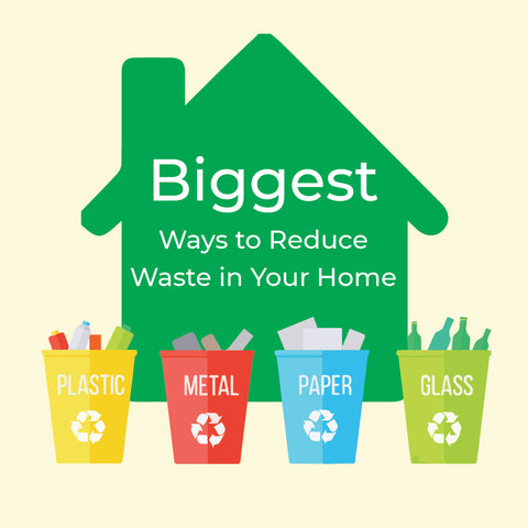 Biggest Way to Reduce Waste at Home