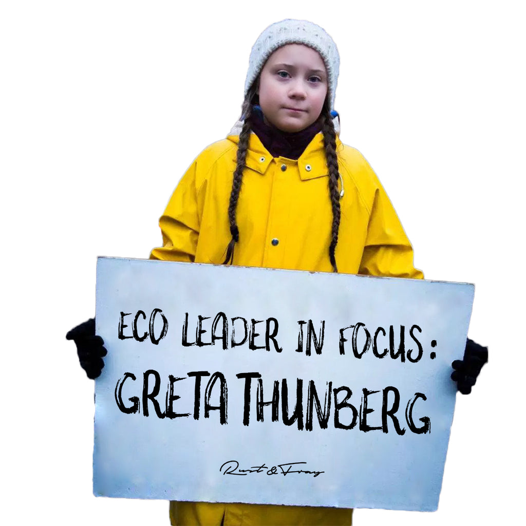Eco Leader in Focus: Greta Thunberg