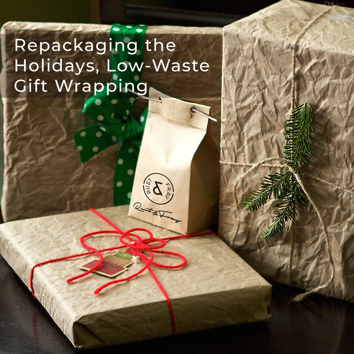 Repackaging the Holidays, Low-Waste Gift Wrapping Tips
