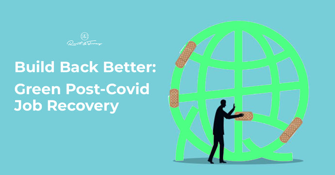 Build Back Better: Green Post-Covid Job Recovery