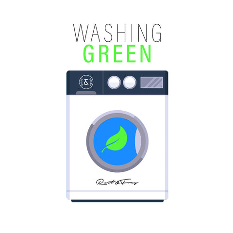 Washing Green: How to clean your clothes environmentally