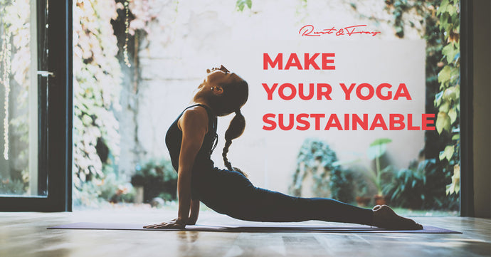 Make Your Yoga Sustainable
