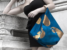 Load image into Gallery viewer, Story - Boho Azure - Bag - Rust & Fray
