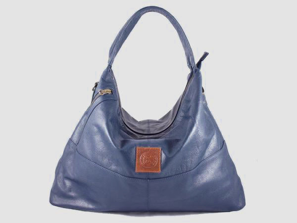 Vogue - Midnight Leather Hobo - Bag - Rust & Fray
