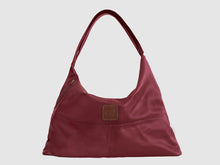 Load image into Gallery viewer, Vogue - Red Leather Hobo - Bag - Rust & Fray