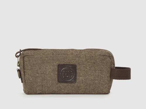 Venus - Brown Tweed Travel Bag - Bag - Rust & Fray