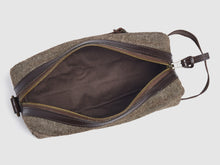 Load image into Gallery viewer, Adonis - Brown Tweed Travel Bag - Bag - Rust & Fray