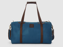 Load image into Gallery viewer, Nomad AG - Azure Gabardine Duffel Bag - Bag - Rust & Fray