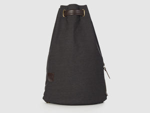 Serenity KD - Black Denim Backpack - Bag - Rust & Fray