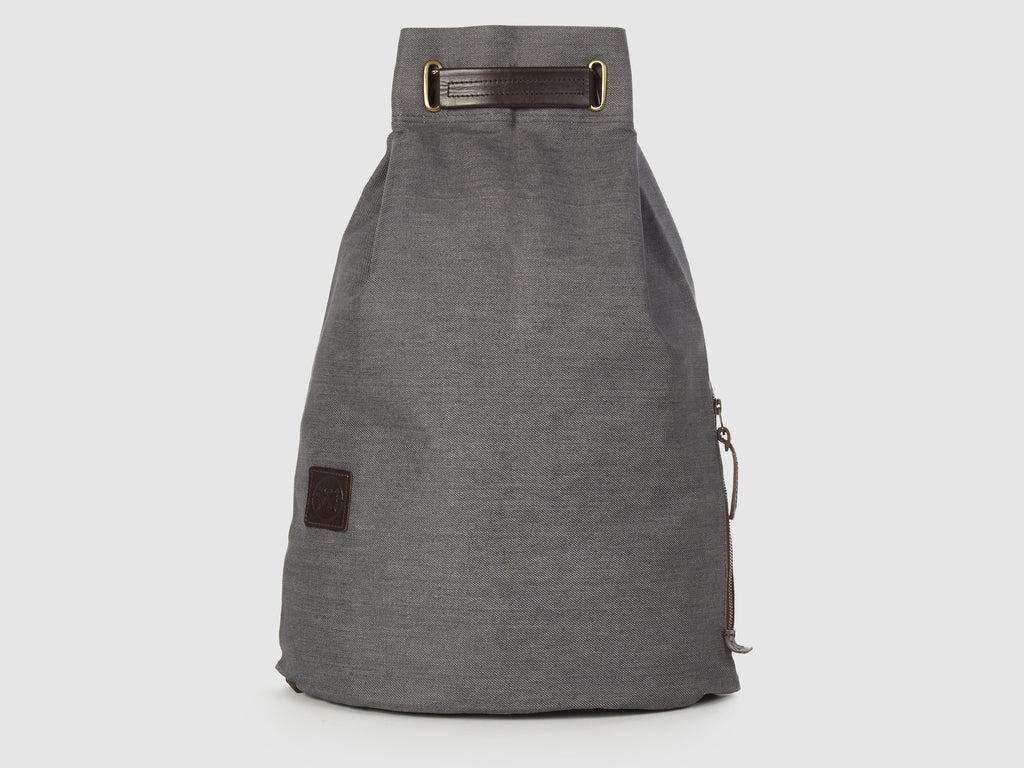 Serenity GD - Grey Denim Backpack - Bag - Rust & Fray